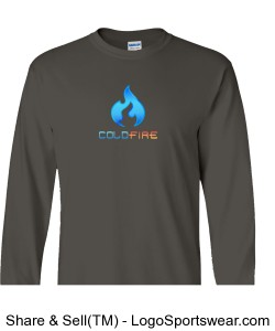 Coldfire Long Sleeve Charcoal Design Zoom